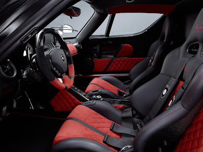 2010 Gemballa MIG-U1 Ferrari Enzo Interior