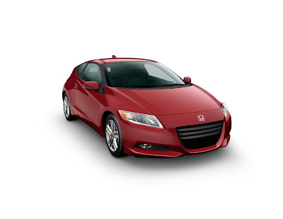 2011 Honda CR-Z Sport Hybrid Coupe Wallpaper