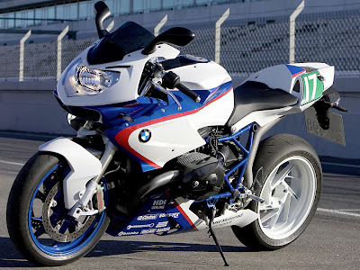2010 BMW HP2 Sport on Track
