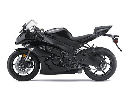 Kawasaki Ninja ZX-6R Black Series