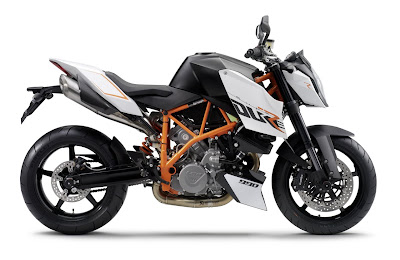 2010 KTM 990 Super Duke R Picture
