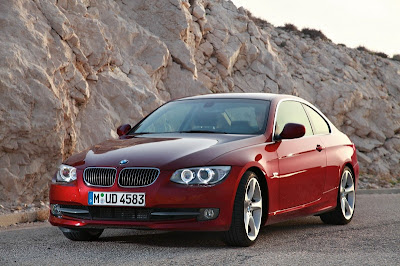 2011 BMW 3-Series Coupe Car Wallpaper