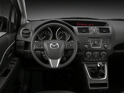 Mazda5 Car Interior