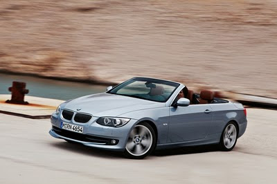 2011 BMW 3-Series Convertible First Look
