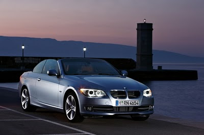 2011 BMW 3-Series Convertible Image