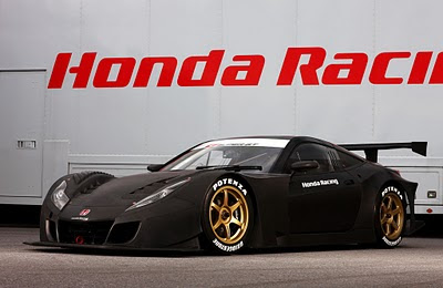 2010 Honda HSV-010 GT Picture