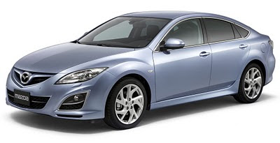 2011 Mazda6 facelift Image