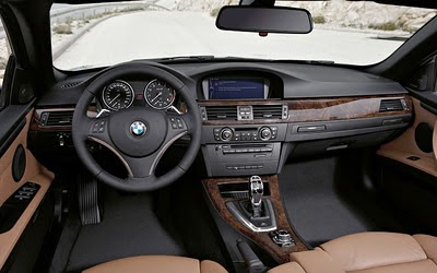2011 BMW 3-Series Coupe Interior
