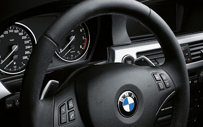 2011 BMW 3-Series Coupe Steering Wheel