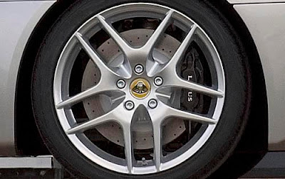 2010 Lotus Evora Wheel