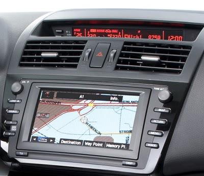 2011 Mazda6 Facelift GPS