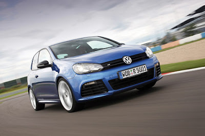 2011 Volkswagen Golf R First Drive