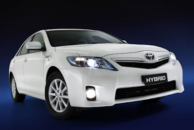 2010 Toyota Hybrid Camry Photo