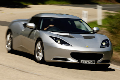 2010 Lotus Evora Car Picture