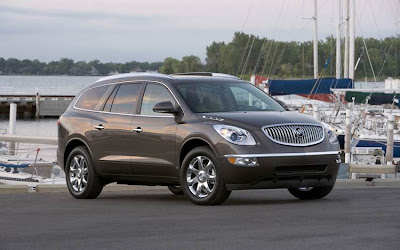 2010 Buick Enclave Car Photo