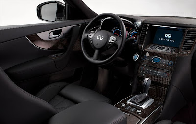 2011 Infiniti FX Limited Edition Interior