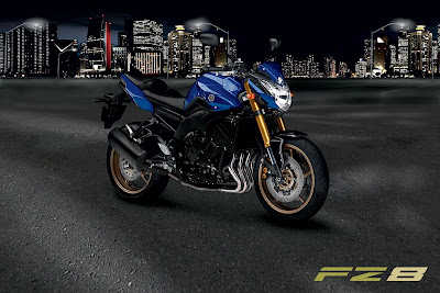 Pictures Yamaha FZ8