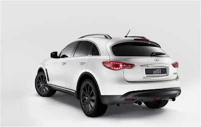 2011 Infiniti FX Limited Edition Rear View
