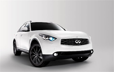 2011 Infiniti FX Limited Edition Car Wallpaper