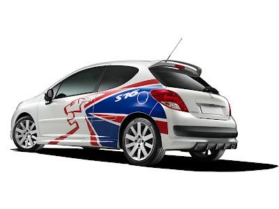 2011 Peugeot 207 S16 Sport Car