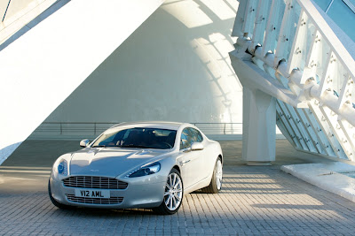 2010 Aston Martin Rapide Exotic Car