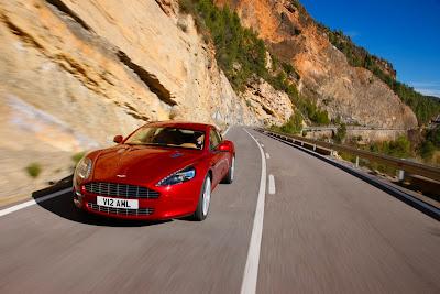 2010 Aston Martin Rapide Picture