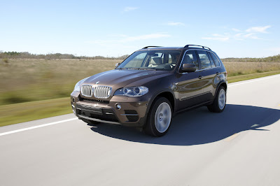 2011 BMW X5 Car Image