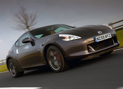 2010 Nissan 370Z Black Edition Sport Car