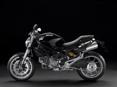 2010 Ducati Monster 1100 Picture