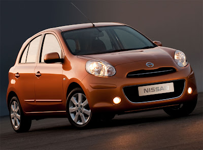 2011 Nissan Micra Picture