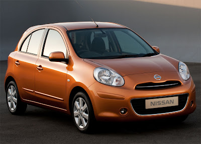 2011 Nissan Micra Luxury Car