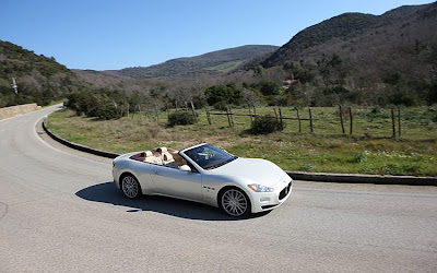 2011 Maserati Granturismo Convertible First Look