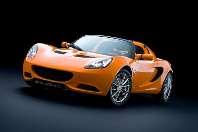 2011 Lotus Elise Car Wallpaper