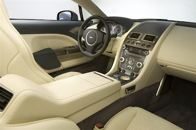 2010 Aston Martin Rapide Best Interior