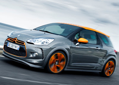 CITROEN DS3 WALLPAPER