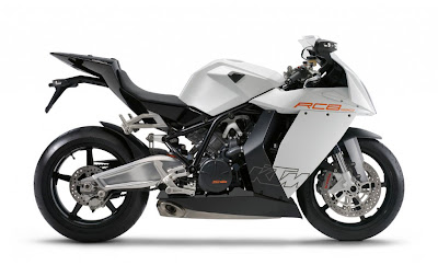 2011 motor KTM 1190 RC8 sportbike Picture