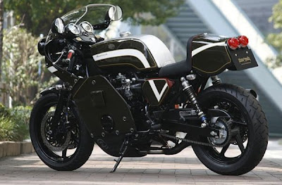 2011 Honda CB750 Cafe Motorimoda type Sport Touring Bike