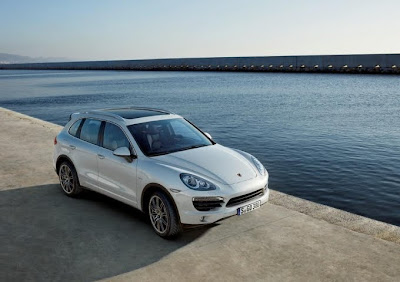 2011 Porsche Cayenne Wallpaper