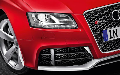 2011 Audi RS 5 Headlight