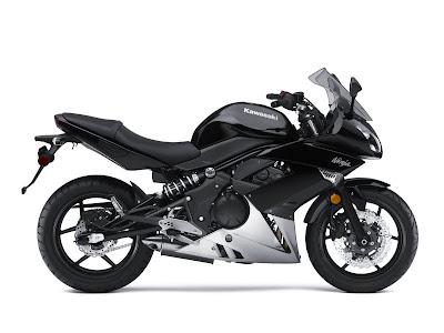 2010 Kawasaki Ninja 650R Black Series