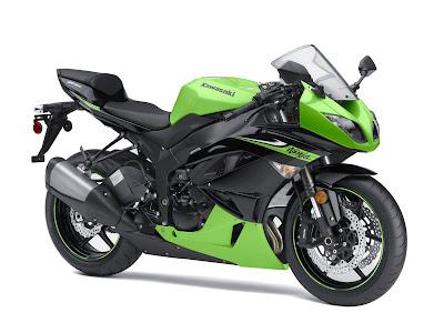 2010 Kawasaki Ninja ZX-6R Picture