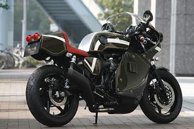 Honda CB750 Cafe Type Motorimoda Sport Bike