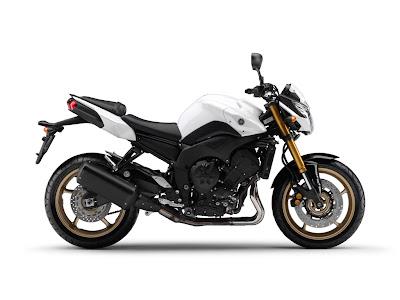 2010 Yamaha FZ8 Image