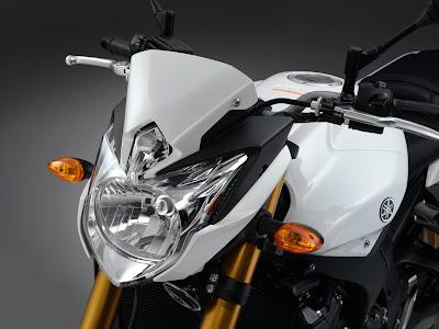 2010 Yamaha FZ8 Headlight