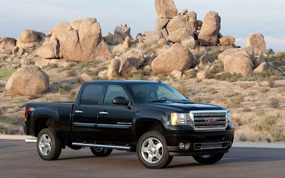 2011 GMC Sierra Denali Heavy Duty Car Picture