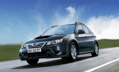 2010 Subaru Impreza XV First Drive