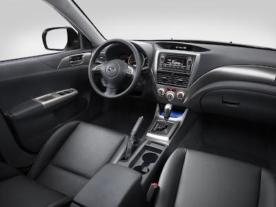 2010 Subaru Impreza XV Interior