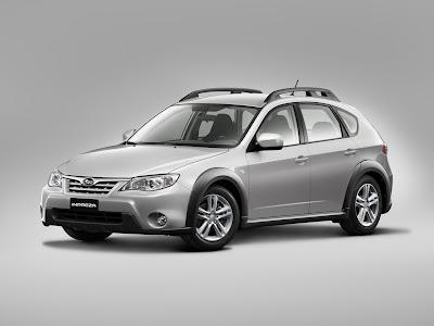 2010 Subaru Impreza XV Car Image