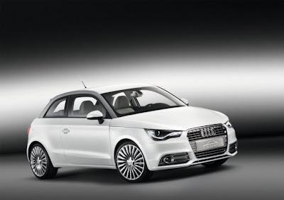 2010 Audi A1 e-Tron Car Wallpaper
