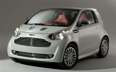 Aston Martin Cygnet First Look